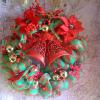 Mesh wreaths start at $60